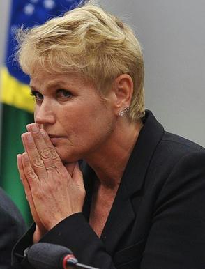 Xuxa revela que casi fue víctima de abuso sexual en Estados Unidos