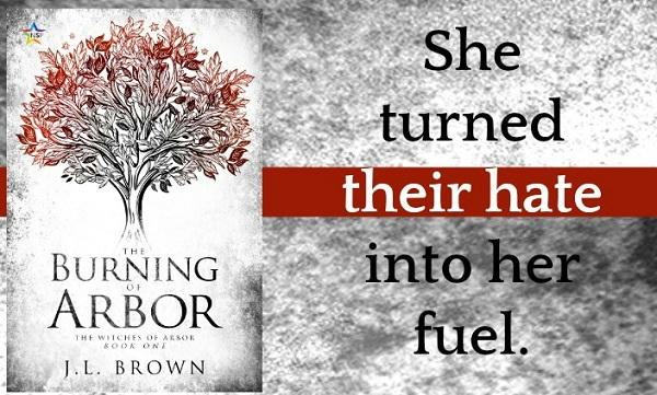 J.L. Brown - The Burning of Arbo Graphic