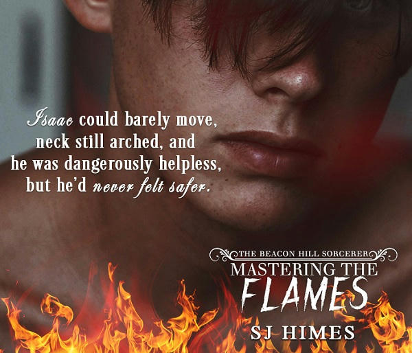 S.J. Himes - Mastering the Flames Promo 1