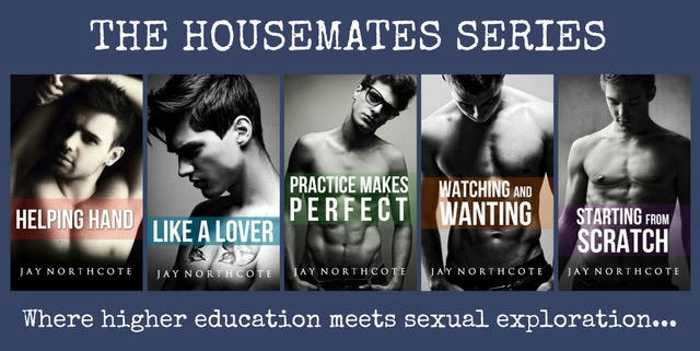 Jay Northcote - Housemates series
