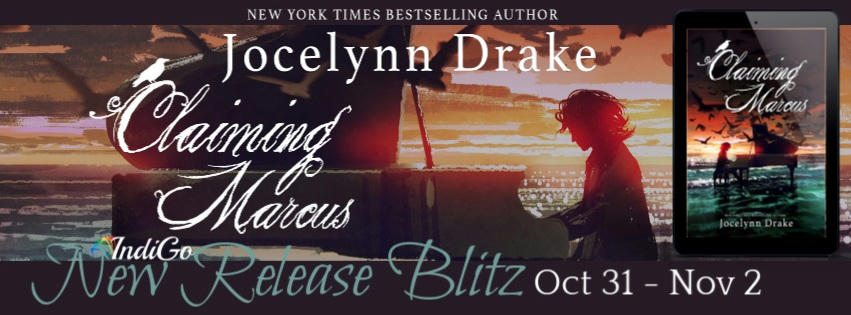 Jocelynn Drake - Claiming Marcus Blitz Banner