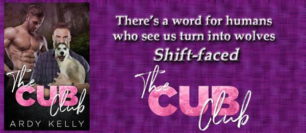 Ardy Kelly - The Cub Club Banner 2