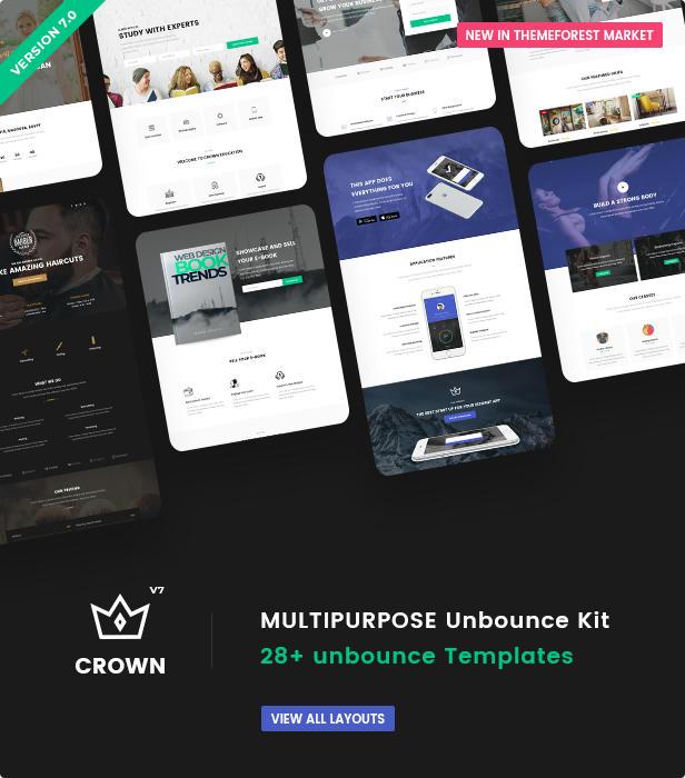 Crown-unbounce