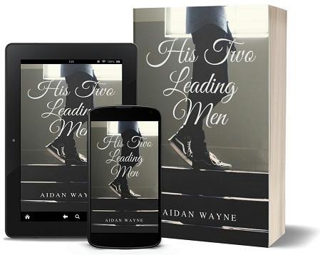 Aidan Wayne - His Two Leading Men 3d Promo