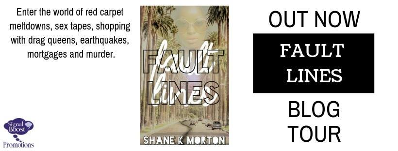Shane K Morton - Fault Lines BTBANNER