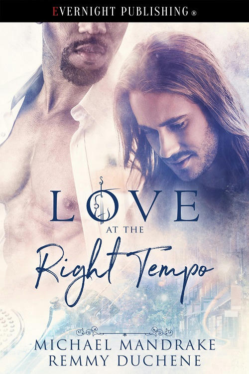 Michael Mandrake and Remmy Duchene - Love At The Right Tempo Cover