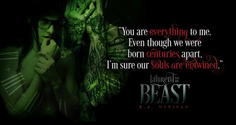 K.A. Merikan - Laurent and the Beast Teaser 1