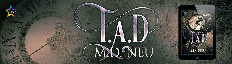 M.D. Neu - T.A.D. - The Angel of Death Banner L