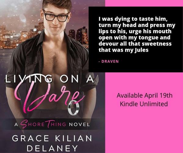 Grace Kilian Delaney - Living On A Dare Teaser