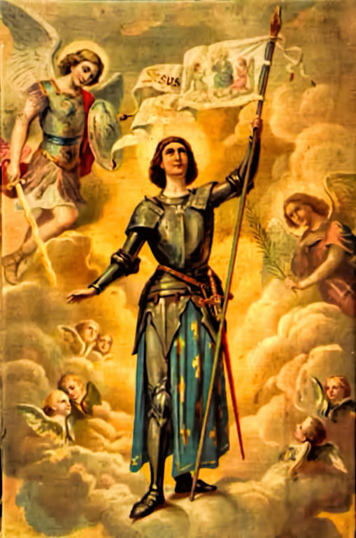 Juana de Arco (Santa)