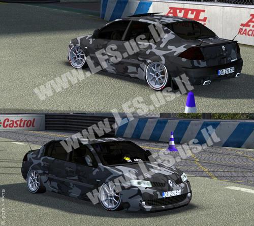 XR - Renault Megane 2