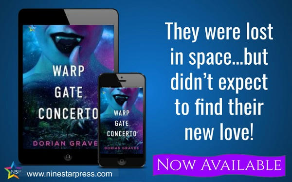 Dorian Graves - Warp Gate Concerto Now Available