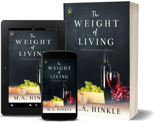 M.A. Hinkle - The Weight of Living 3d Promo