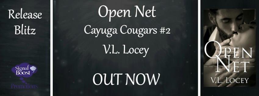 V.L. Locey - Open Net RBBanner
