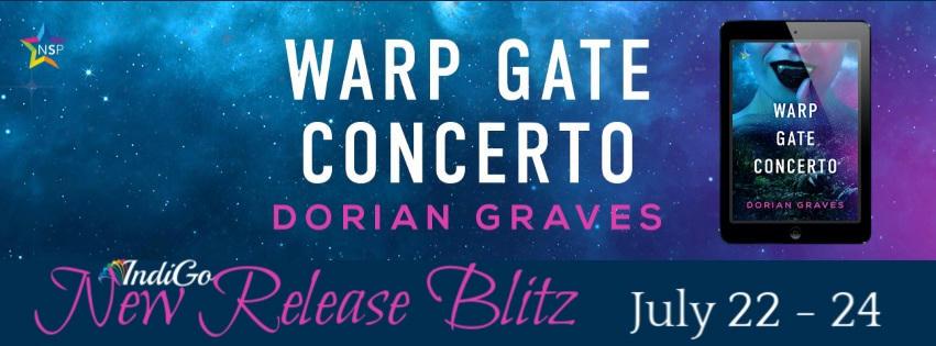 Dorian Graves - Warp Gate Concerto RB Banner