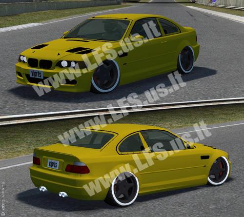 FZ - BMW M3 E46