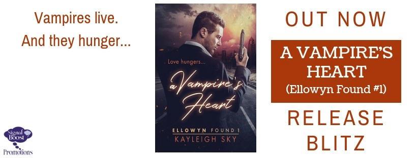 Kayleigh Sky - A Vampire's Heart RBBanner