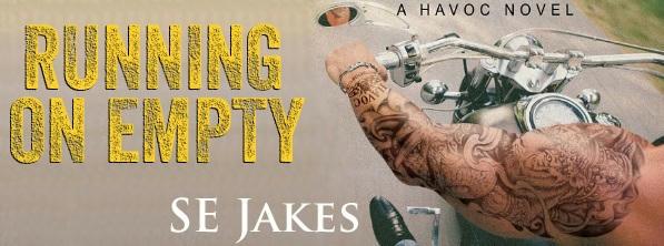 S.E. Jakes - Running On Empty Banner