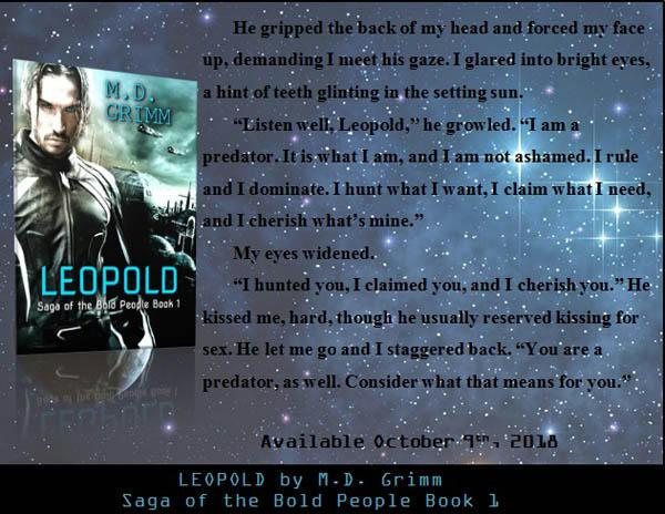 M.D. Grimm - Leopold Promo 2
