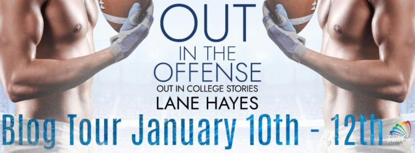 Lane Hayes - Out in the Offense RB Banner