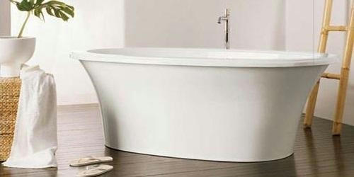 Soaker, Massage & Freestanding Bathtubs