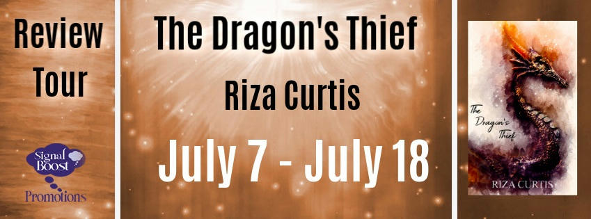 Riza Curtis - The Dragon's Thief RTBanner