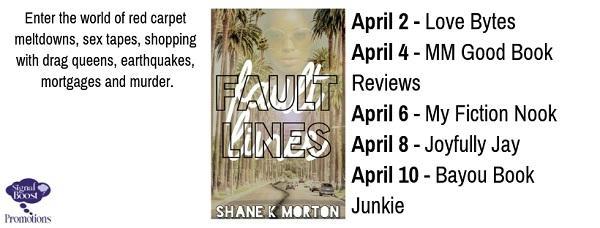 Shane K Morton - Fault Lines TourGraphic-3