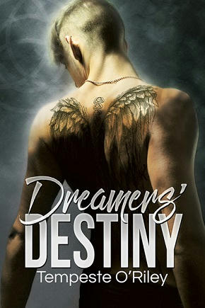 Tempeste O'Riley - Dreamers' Destiny Cover