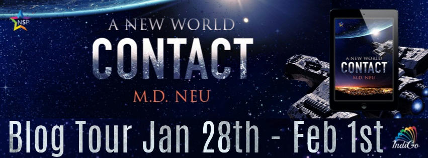 M.D. Neu - Contact Tour BT Banner