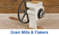Grain Mills & Flakers