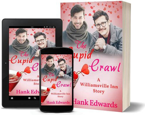 Hank Edwards - The Cupid Crawl 3d Promo