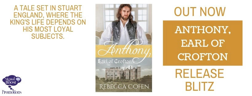 Rebecca Cohen - Anthony, Earl Of Crofton RBBANNER-18