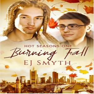 E.J. Smyth - Burning Fall Square