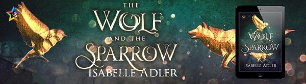 Isabelle Adler - The Wolf and the Sparrow NineStar Banner