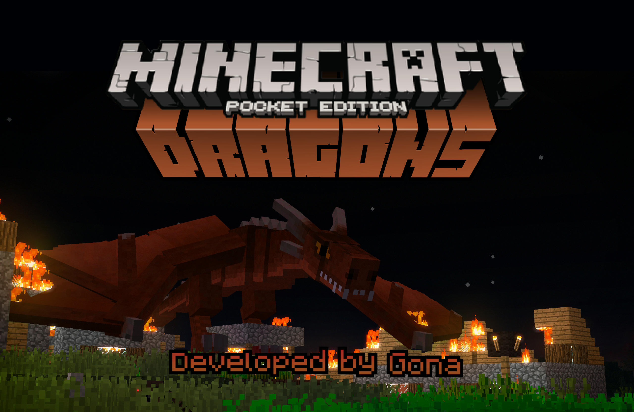 Dragons Add-On!!! Train your own dragon! Android, iOS, Win10