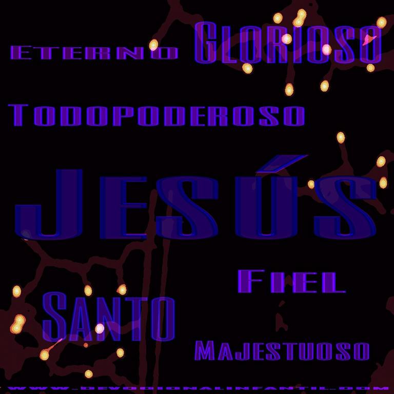 Jesús es – Tarjeta