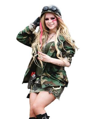 Avril-Ramona-Lavigne