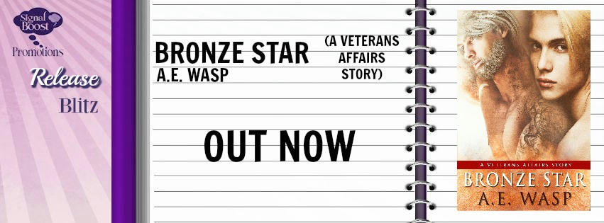 A.E. Wasp - Bronze Star RB Banner