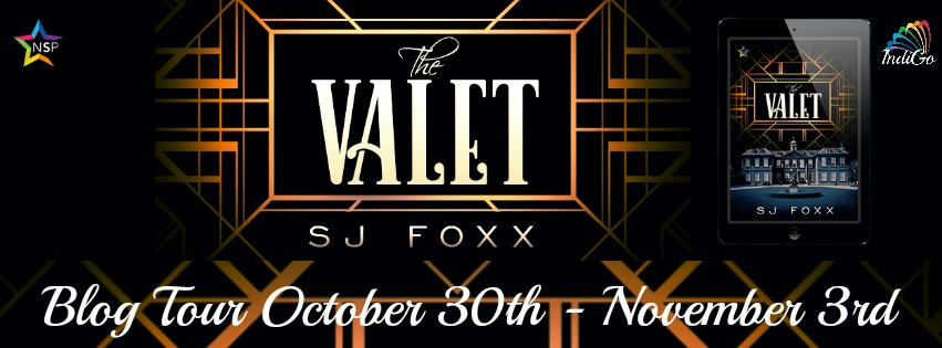 S.J. Foxx - The Valet Tour Banner