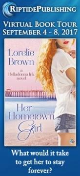 Lorelie Brown - Her Hometown TourBadge