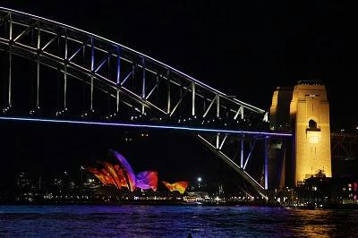 Nic Starr Sydney Bridge