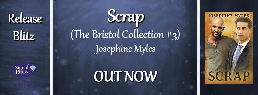 Josephine Myles - Scrap RB Banner