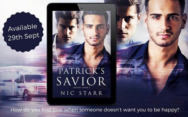 Nic Starr - Patrick's Savior graphic 1