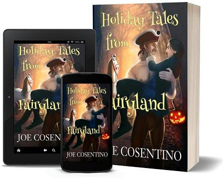 Joe Cosentino - Holiday Tales From Fairyland 3d Promo