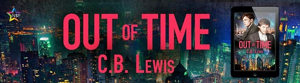 C.B. Lewis - Out of Time NineStar Banner