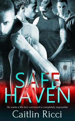 Caitlin Ricci - Safe Haven Cover