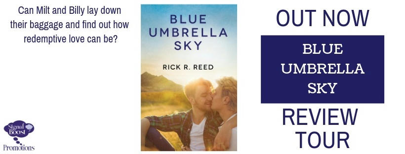 Rick R. Reed - Blue Umbrella Sky RTBANNER-46