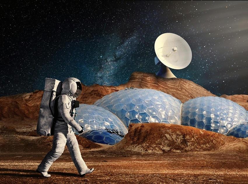 Determinan número de colonos necesarios para conquistar Marte