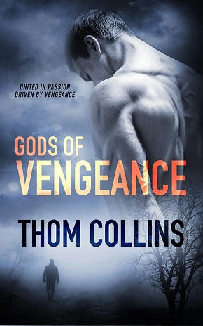 Thom Collins - Gods of Vengeance Cover