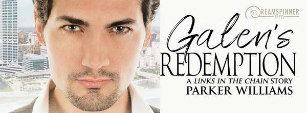 Parker Williams - Galen's Redemption Banner s
